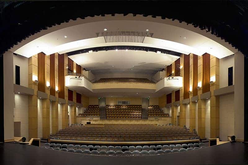 community concert hall durango