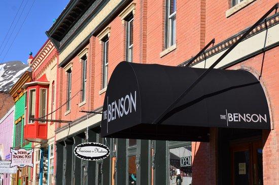 Benson Lodge