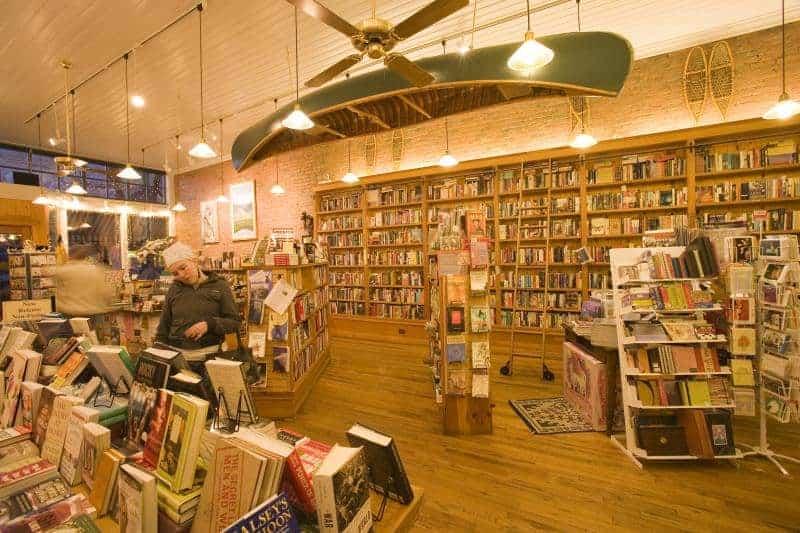 Maria's Bookshop
