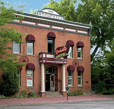 Rochester Hotel & Leland House