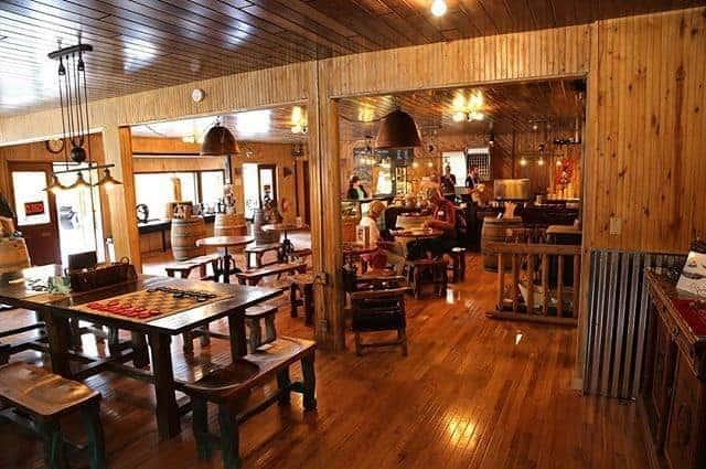 Sage Hen Cafe