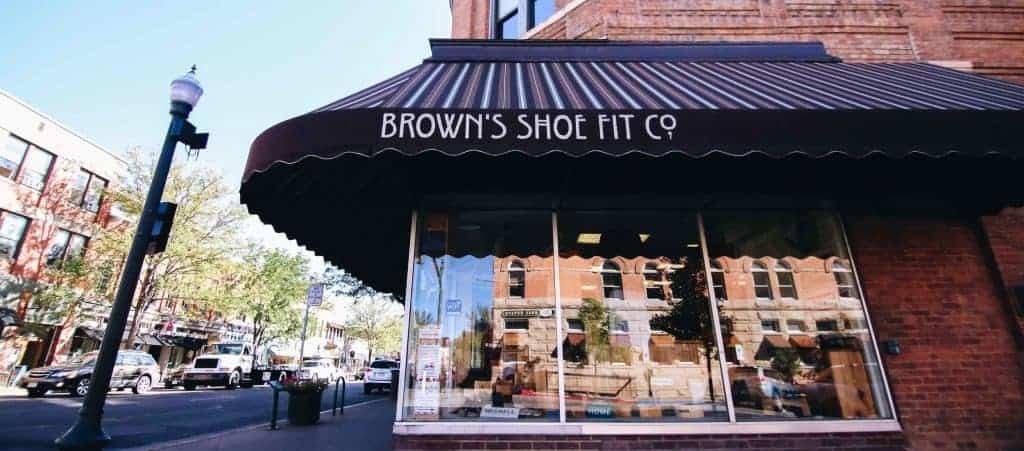 Brown's Sport Shoe
