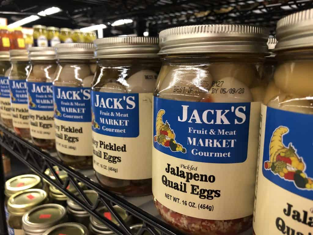 Jack's Meats, Poultry, Seafood