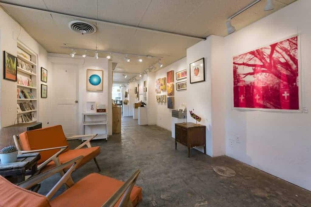 Studio & Gallery Interior Photos