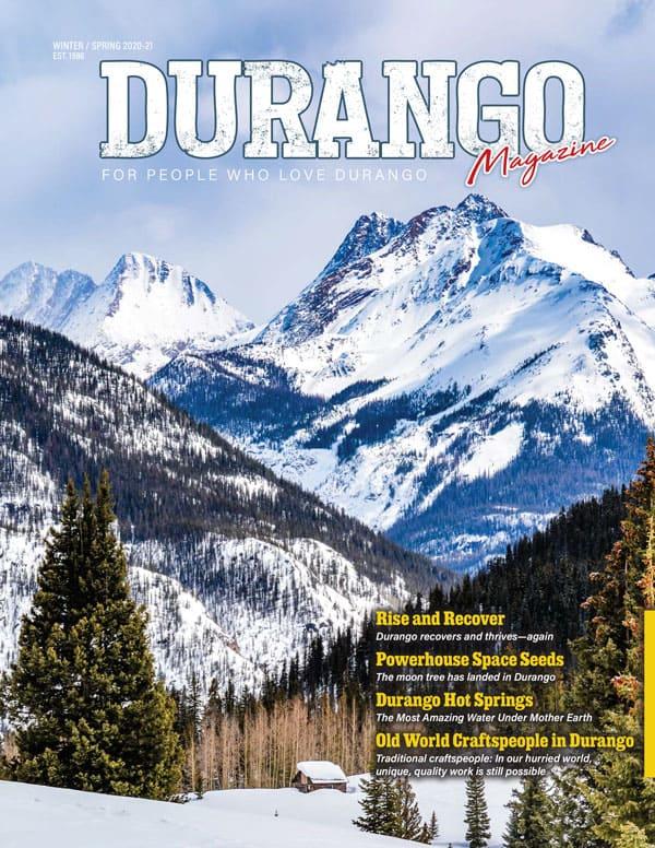 durango magazine 2021