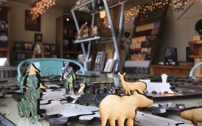 Puzzle Proprietors Find Their Nook