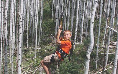 Unique Durango Zip Line Adventure has Visitors Soaring