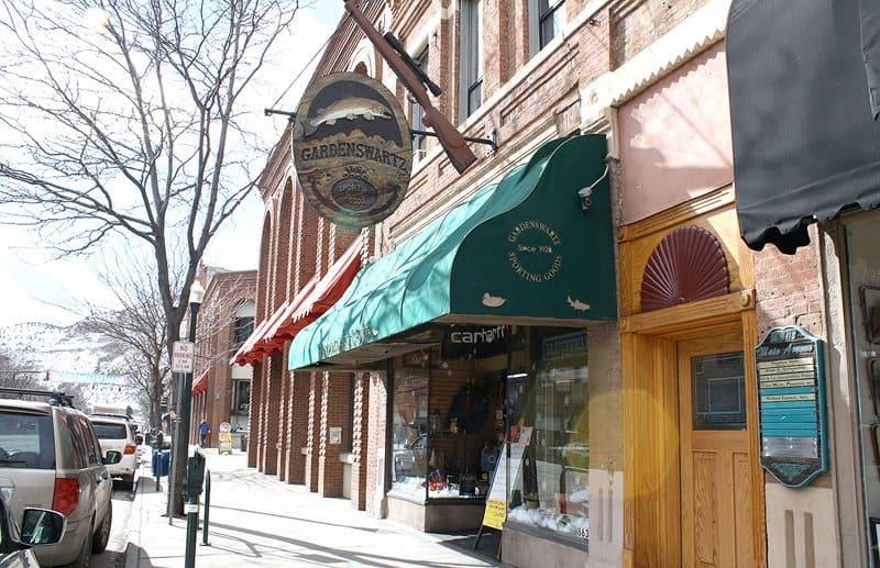 Gardenswartz Storefront Photo