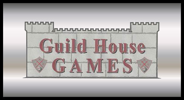 Guild House Games Logo